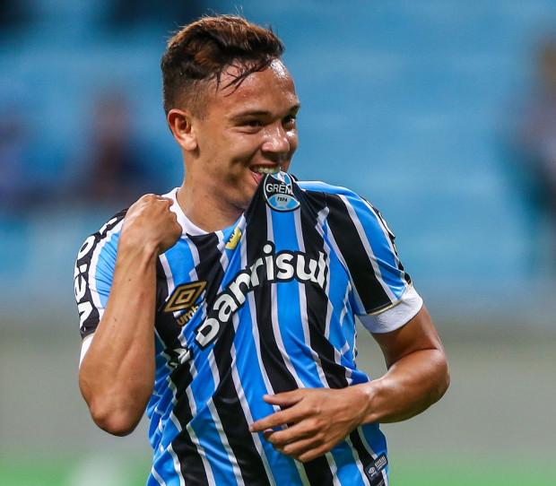 Grêmio - Pepê - Eduardo Gabriel Aquino Cossa