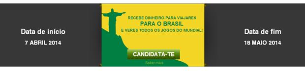o melhor emprego do mundo no mundial do brasil