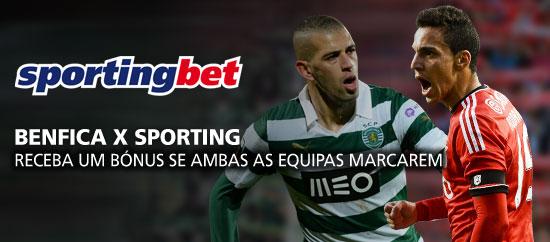 sportingbet promoção especial para o derby benfica vs sporting