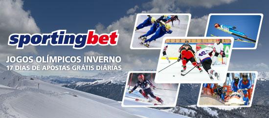 sportingbet promoção especial jogos olímpicos de inverno 2014