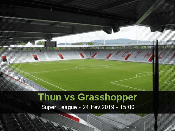 Análise  Thun vs Grasshopper (24 Fevereiro 2019) • Academia das Apostas cadae06c358a