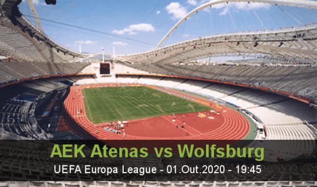 Prognostico Aek Atenas Wolfsburg