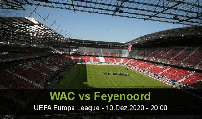 Prognostico Wac Feyenoord